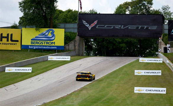Corvette Racing at Road America: A Pair of Podium Finishes