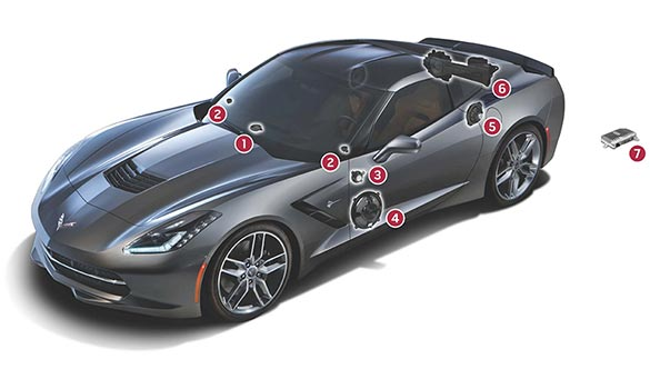 Bose Introduces Two New Sound Systems for the 2014 Chevrolet Corvette Stingray