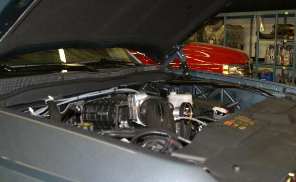 Callaway First to Supercharge the 2014 Chevrolet Silvarado's Eco-Tec Engine; C7 Corvette Stingray Next