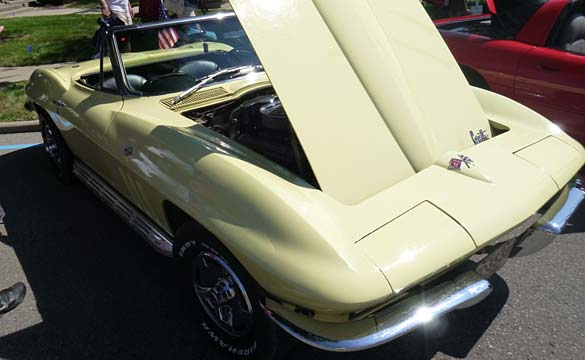 The Checkered Flag Falls on the Corvette Reunion & Back to the Bricks Show