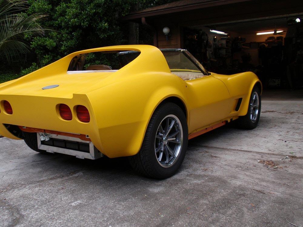 C3 Corvette Custom Interior >> The Electric C3 Corvette Hits the Road - CorvetteForum