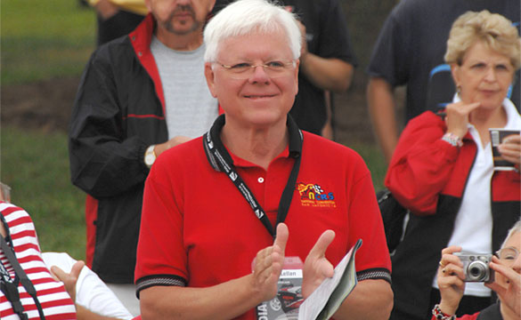 College Scholarship Created in Honor of 2nd Corvette Chief Engineer Dave McLellan