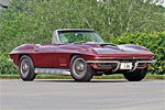 1967 L88 Corvette Convertible Headed to Mecum Dallas