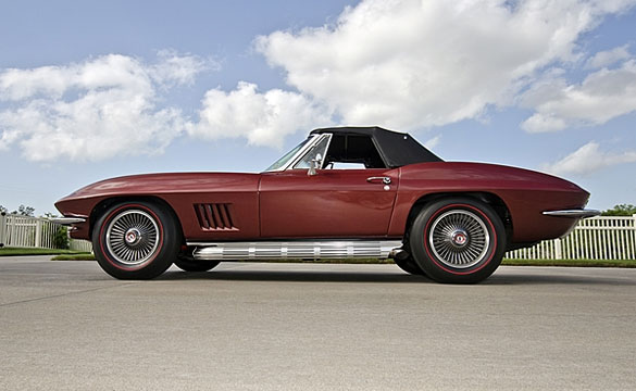 1967 L88 Convertible Headed to Mecum Dallas