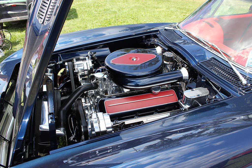PICS] 2013 Corvettes at Carlisle: 1965 Corvette Restomod