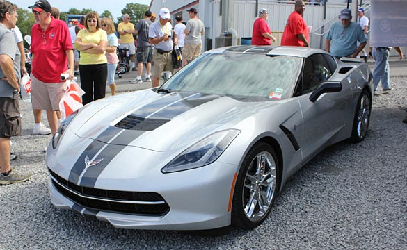 2014 Corvette Stingray Retail Production is Underway