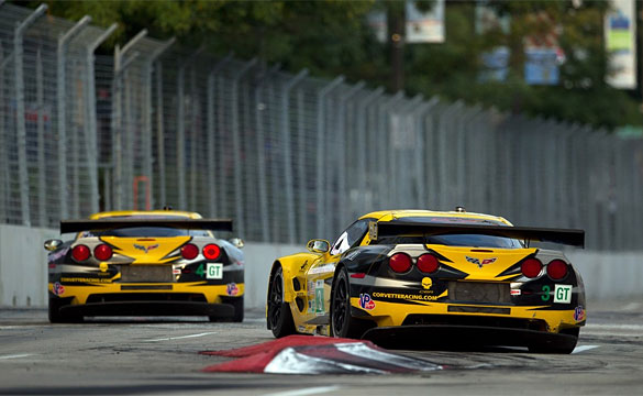 Corvette Racing at Baltimore: A Grand Prix, Indeed!