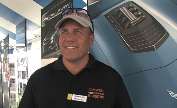 [VIDEO] 2013 Corvettes at Carlisle - Corvette Seller Mike Furman