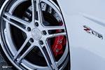 [PICS] White Corvette Z06 on D2FORGED CV3-LP Lightweight Wheels