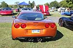 The Corvette Vanity Plates of Corvettes at Carlisle 2013