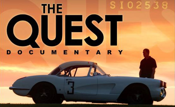 The Quest Documentary to be shown Sept 22 at the Ocean City Boardwalk Corvette Show