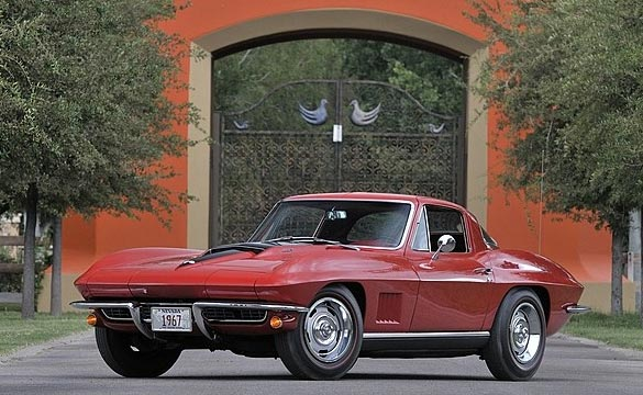 Mecum's Dallas Event – Corvette Buyers and Sellers Nirvana