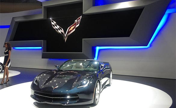 [VIDEO] C7 Corvette Stingrays Shine at IAA 2013 Motor Show in Frankfurt