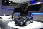 [VIDEO] C7 Corvette Stingrays Shine at IAA 2013 Motor Show in Franfurt