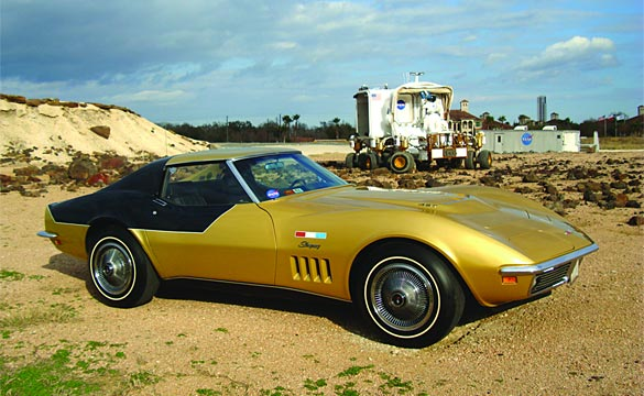 Apollo XII Astronaut's 1969 Corvette to be Displayed at the Corvette Chevy Expo