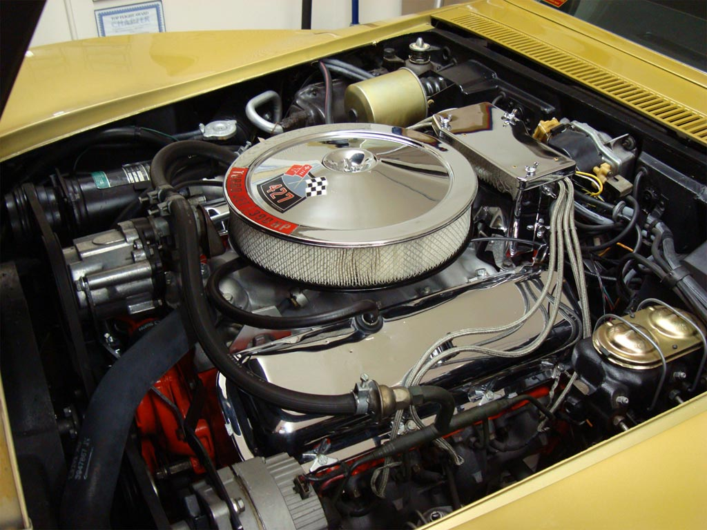 Apollo XII Astronaut's 1969 Corvette to be Displayed at ...