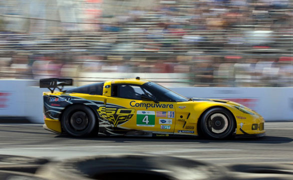 Corvette Racing at Austin: New Stop for the ALMS GT Leaders