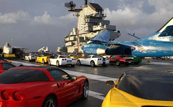 [PICS] Vettes and Jets on the Lex 2013