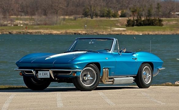 Harley Earl's Personal Corvette - Another World's Record in the Making?