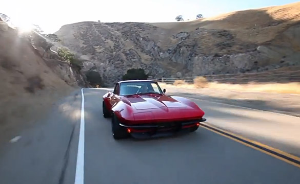 [VIDEO] Brian Hobaugh's 30 Year History with a 500-hp 1965 Corvette Sting Ray