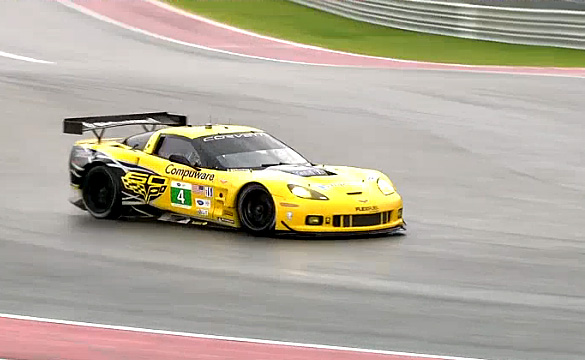 Corvette Racing at Austin: Second, Third in ALMS GT Qualifying