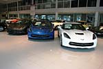 The 2014 Corvette Stingrays Arrive at Kerbeck Corvette