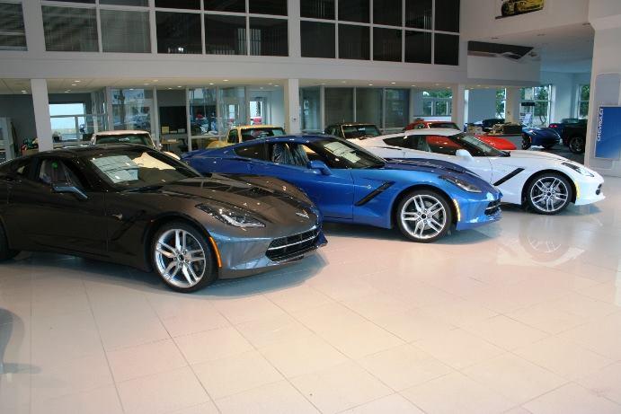 the 2014 corvette stingrays arrive at kerbeck corvette corvette. Cars Review. Best American Auto & Cars Review