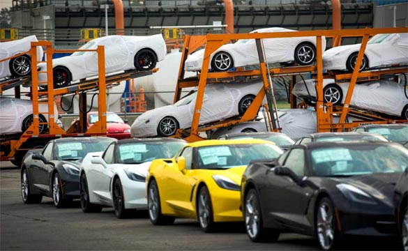 CorvetteBlogger Talks with GM's John Fitzpatrick about Shipping and Quality Assessments on the 2014 Corvette Stingray