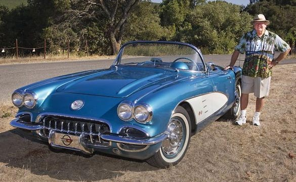 Peter Haeckl Recounts His Lifetime Love Affair with the Corvette