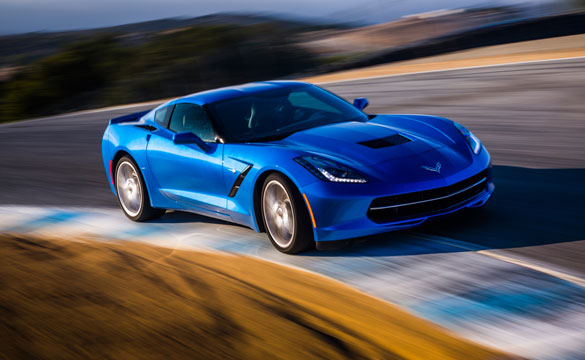 [VIDEO] Motor Trend Epic Comparision of the Corvette Stingray, Porsche 911 Carrera 4S and the Ferrari F12