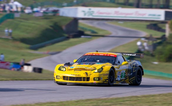 Corvette Racing at VIR: GT Championship in Sight