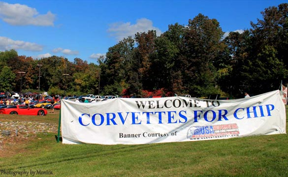 The Corvette Hobby Comes Together for the 7th Annual Corvettes for Chip