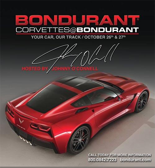 Corvettes @ Bondurant