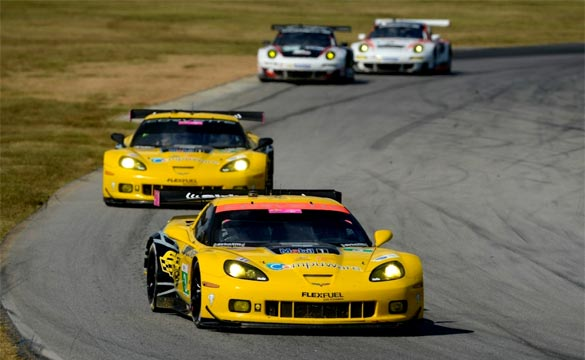 Chevrolet Claims 10th ALMS Manufacturer Championship