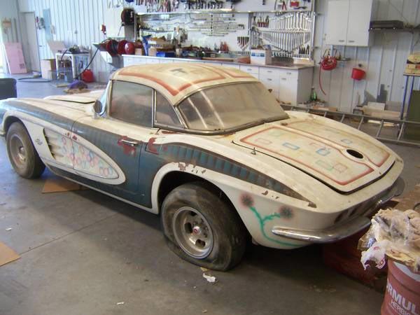 Craiglist Corvette Project Html Autos Weblog