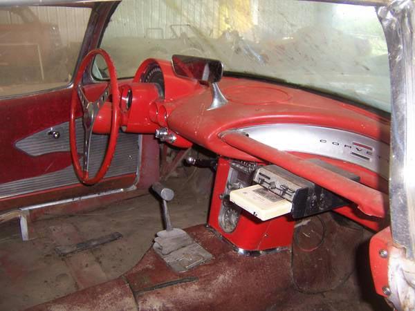 Corvettes on Craigslist: Barn Find 1961 Corvette Fuelie ...