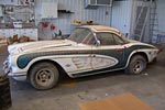 Corvettes on Craigslist: Barn Find 1961 Corvette Fuelie