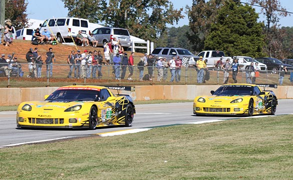 Corvette Racing at Petit Le Mans: One More Title To Go!
