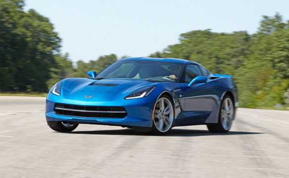 The C7 Corvette Stingray - A Porsche Killer from Detroit?