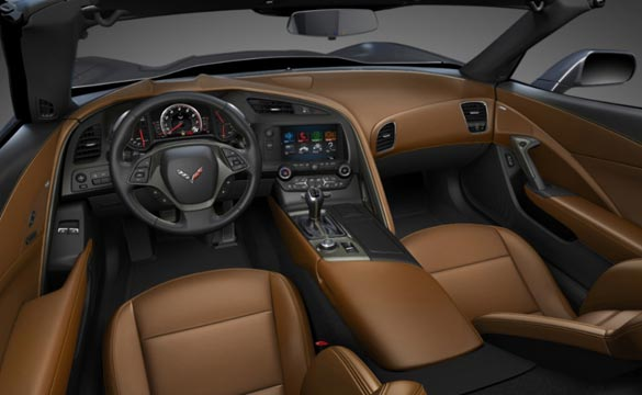 2014 Corvette Stingray Interior