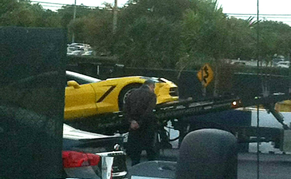 [VIDEO] Exclusive Video Shows Aftermath of Texas State Fair Corvette Stingray Crash