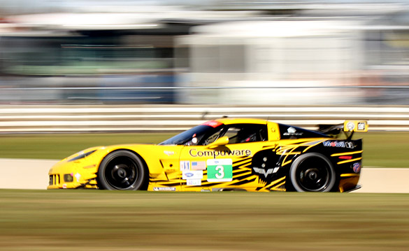Corvette Racing at Petit Le Mans: A Weekend of Curtain Calls