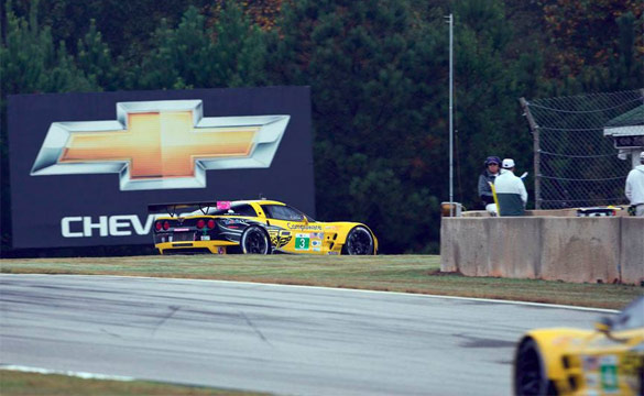 Corvette Racing at Petit Le Mans: Solid Start in Last Title Push