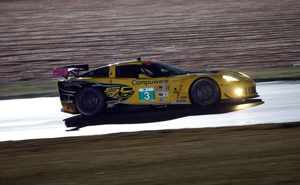 Corvette Racing at Petit Le Mans: Garcia, Magnussen Claim Drivers' Championship