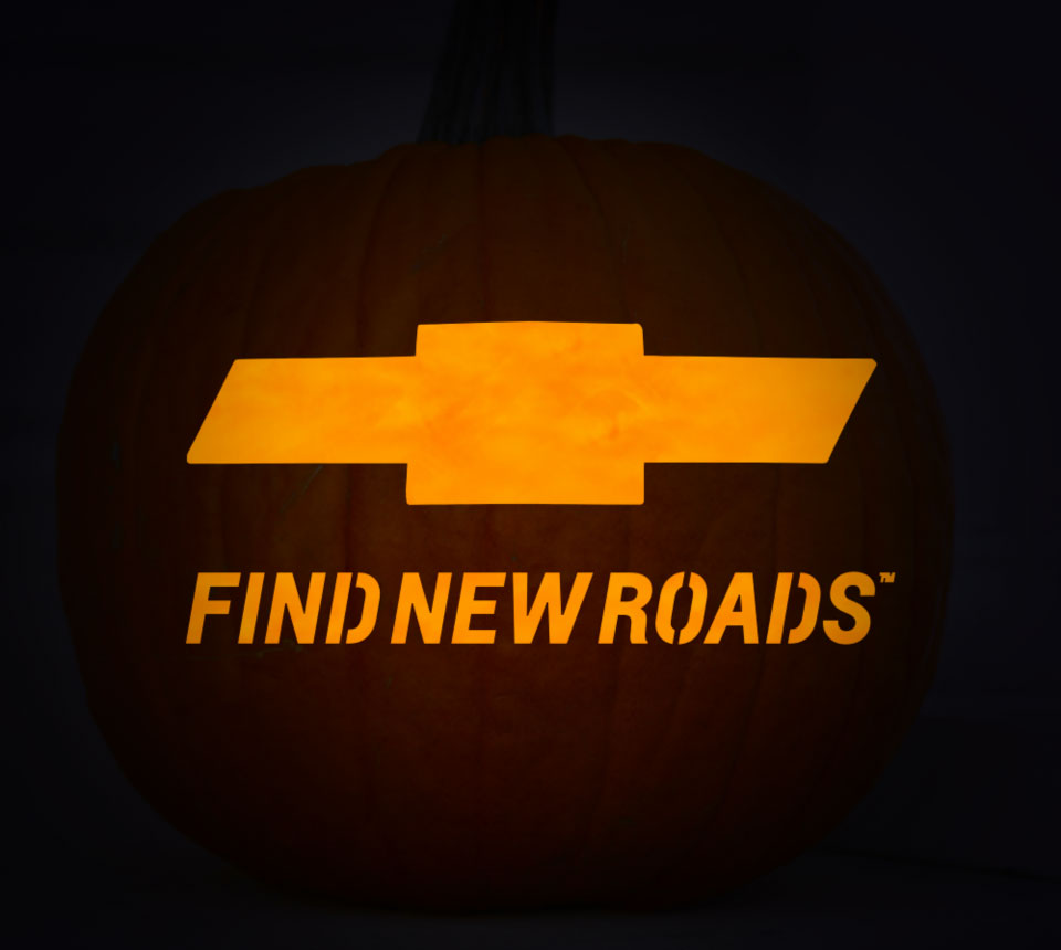 Chevy Silverado Rally Edition >> Make Yourself a Stingray-o-Lantern with Chevrolet's ...