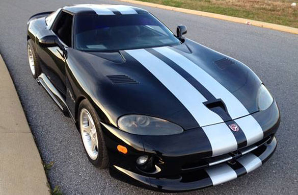 Corvettes on Craiglist: This Viper Was Built on a C4 Corvette