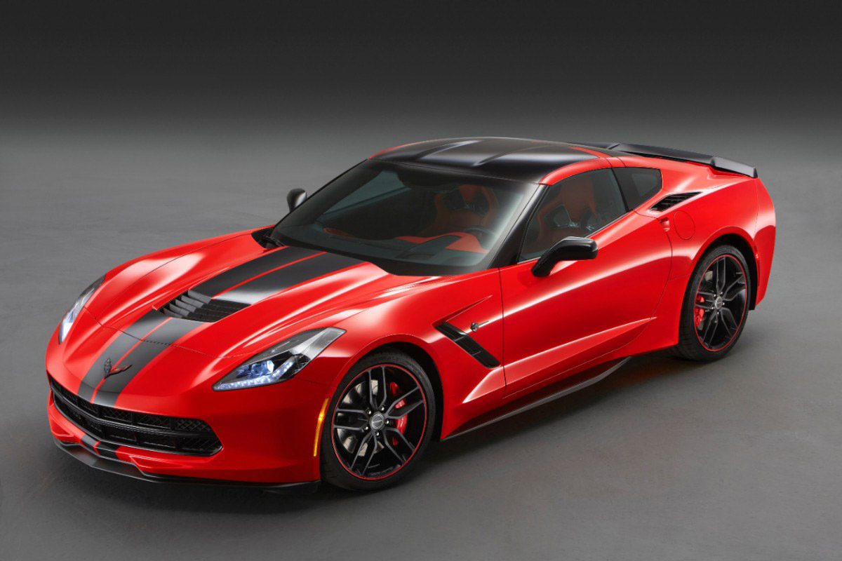All Chevy chevy concepts Chevrolet Reveals Its 2014 Corvette Stingray Concepts for SEMA ...