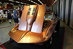 The George Barris Asteroid Corvette to Cross Barrett-Jackson's Scottsdale Auction Block