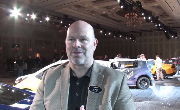 [VIDEO] 2013 SEMA: Interview with John Fitzpatrick