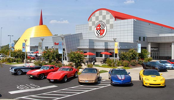 Bloomington Gold Adds the National Corvette Museum to The Great Hall